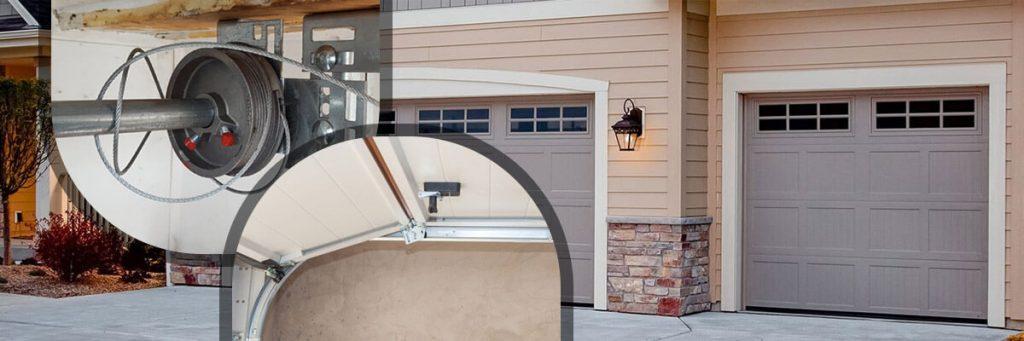 Garage Door Tracks Repair Revere